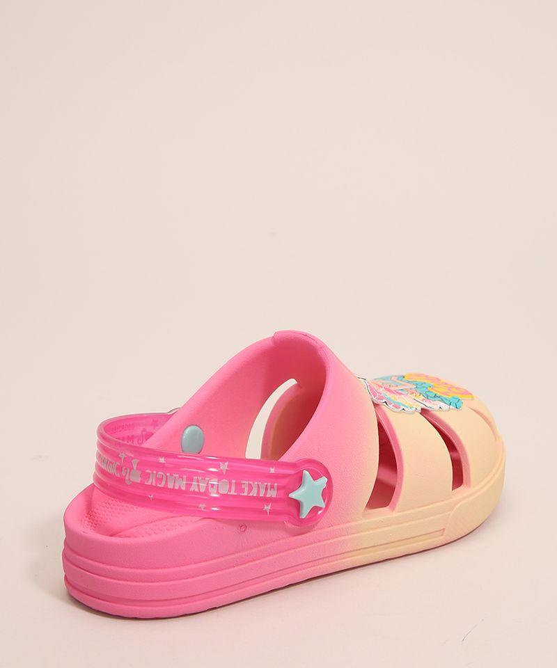 Babuche-Infantil-Barbie--Magic-Garden--Grandene-Multicor-1005991-Multicor_4