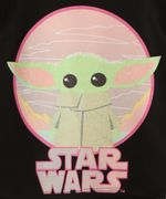 Blusa-Infantil-de-Algodao-Baby-Yoda-Star-Wars-Manga-Curta--Preta-9995040-Preto_2