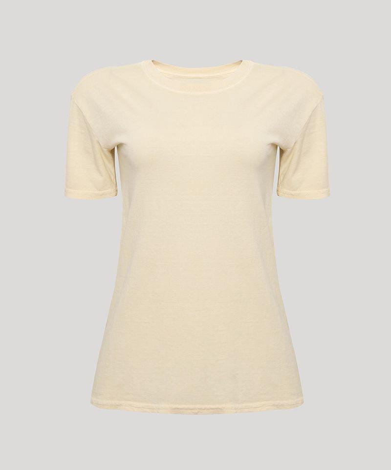 T-Shirt-Feminina-Mindset-Manga-Curta-Decote-Redondo-Amarela-Claro-9951131-Amarelo_Claro_5