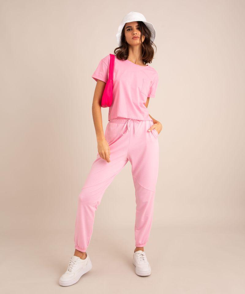 camiseta-cropped-de-algodao-basica-com-bolso-manga-curta-decote-redondo--rosa-1-9883461-Rosa_1_3