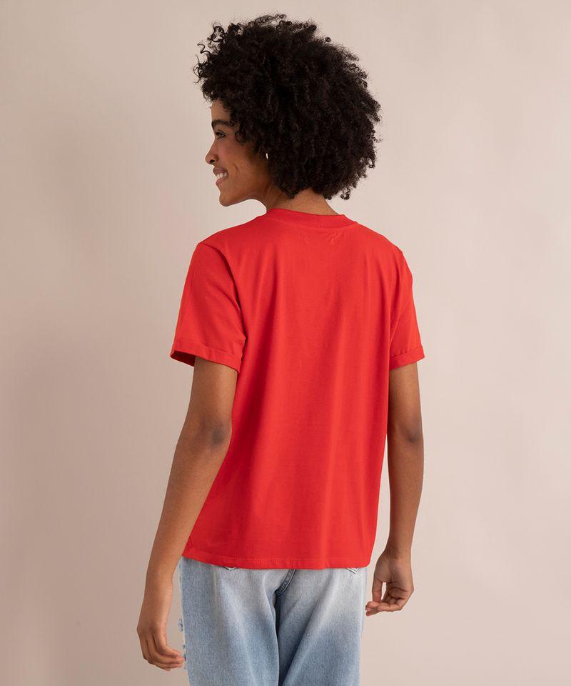 Camiseta-de-Algodao-Basica-Manga-Curta-Decote-Redondo--vermelha-9980091-Vermelho_2
