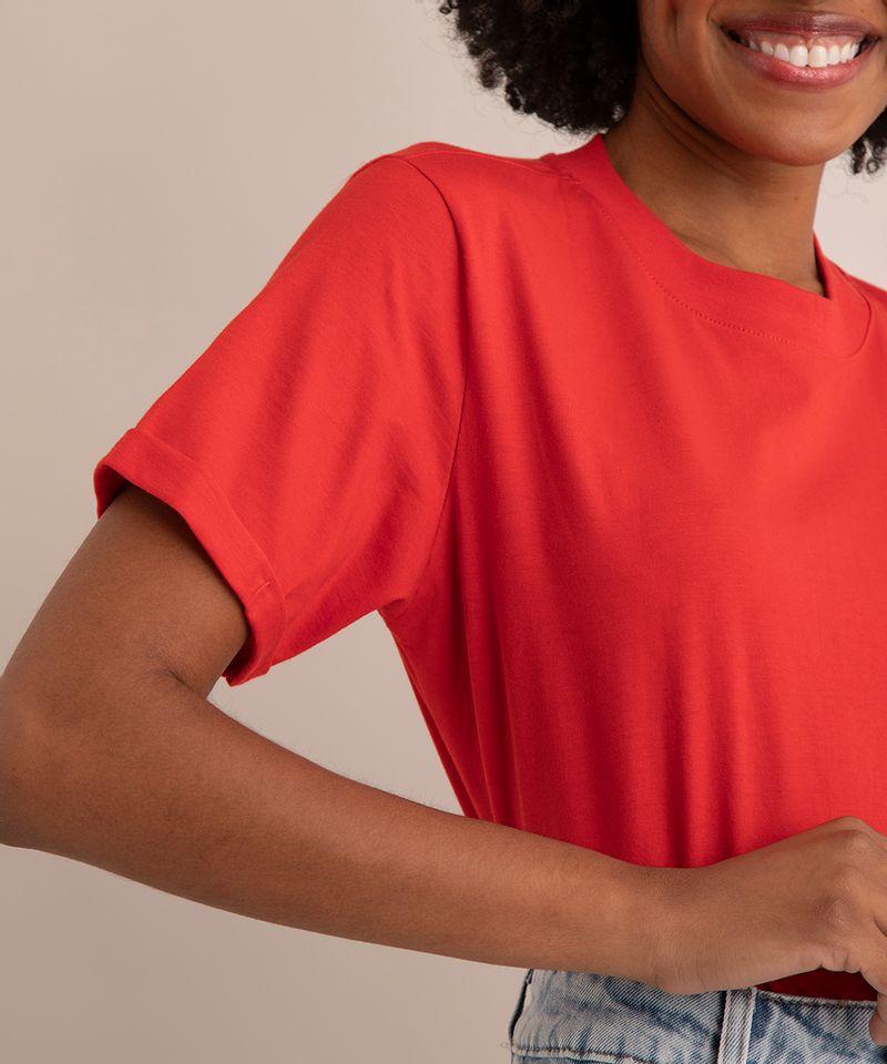 Camiseta-de-Algodao-Basica-Manga-Curta-Decote-Redondo--vermelha-9980091-Vermelho_4