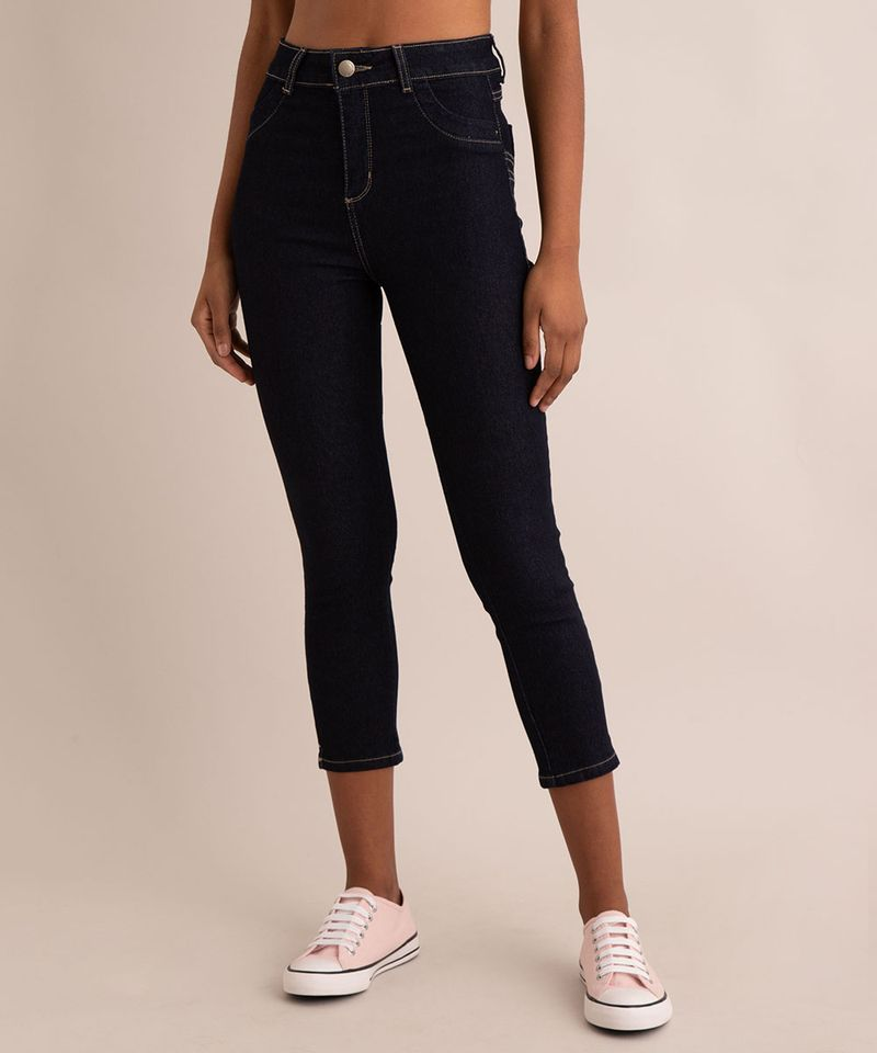 calca-skinny-cropped-cintura-super-alta-sawary--azul-escura-1005920-Azul_Escura_2