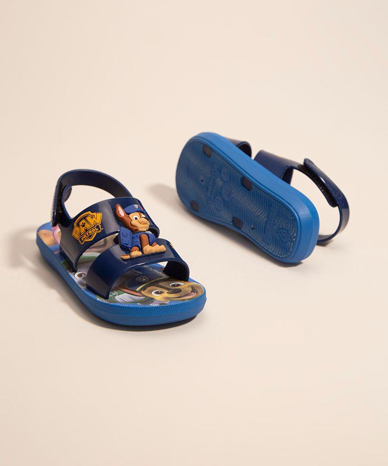 sandalia-infantil-patrulha-canina-com-velcro-grendene-azul-1002048-Azul_5