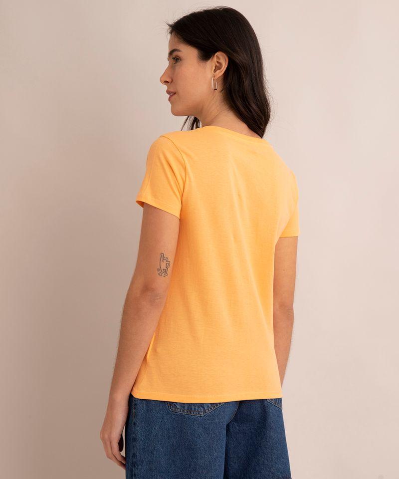 camiseta-de-algodao--foque-no-que-te-faz-bem--manga-curta-decote-redondo--laranja-1007886-Laranja_4