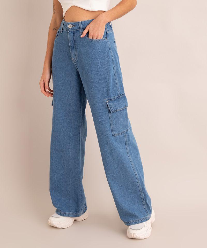 calca-pantalona-cargo-jeans-cintura-super-alta-azul-medio-1007183-Azul_Medio_2