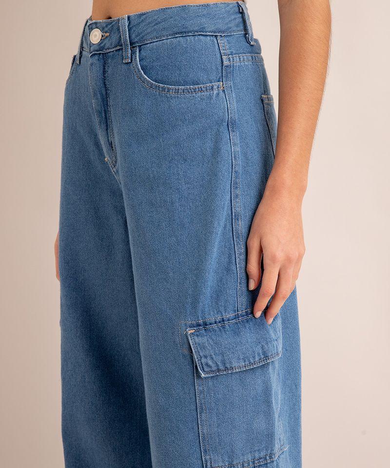 calca-pantalona-cargo-jeans-cintura-super-alta-azul-medio-1007183-Azul_Medio_4