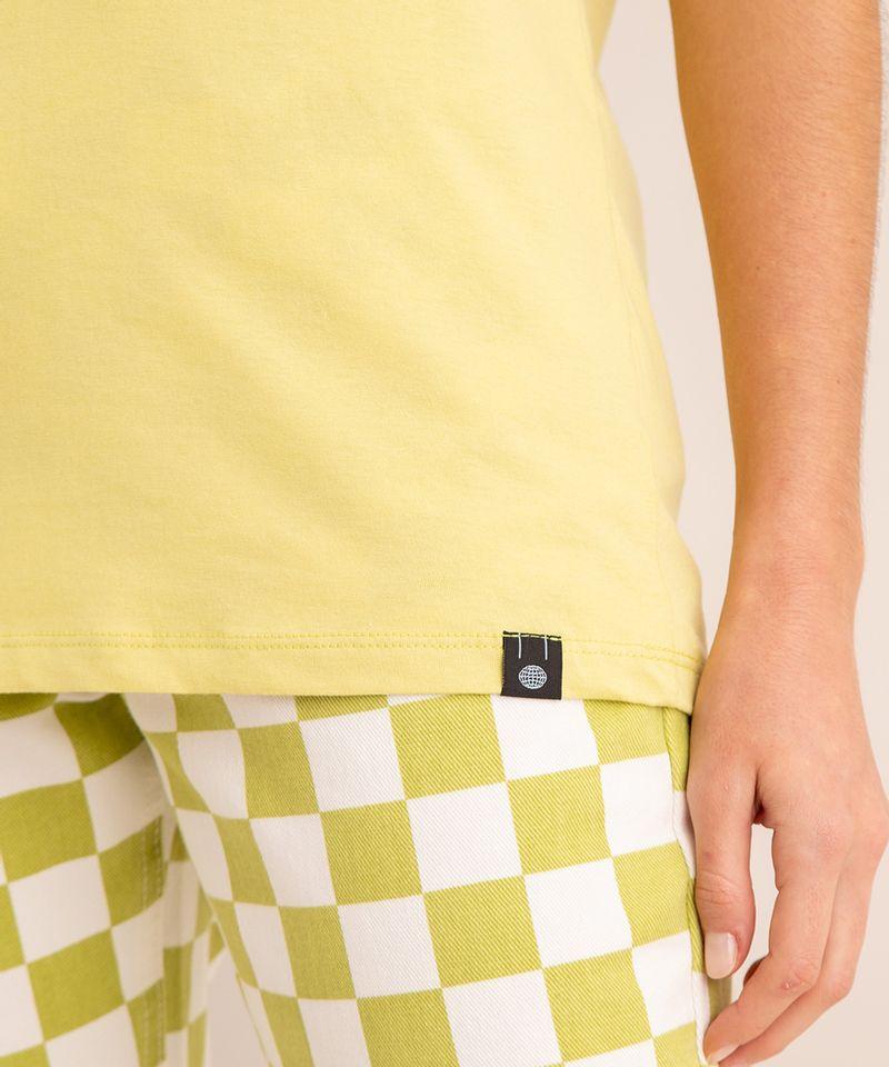 camiseta-oversized-de-algodao--it-s-not-thaaat-bad--manga-curta-decote-redondo-verde-claro-1004988-Verde_Claro_5