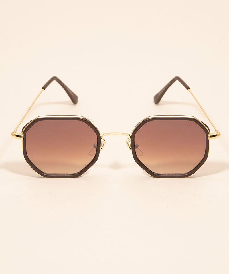 Oculos-de-Sol-Feminino-Geometrico-Yessica-Marrom-1008214-Marrom_1