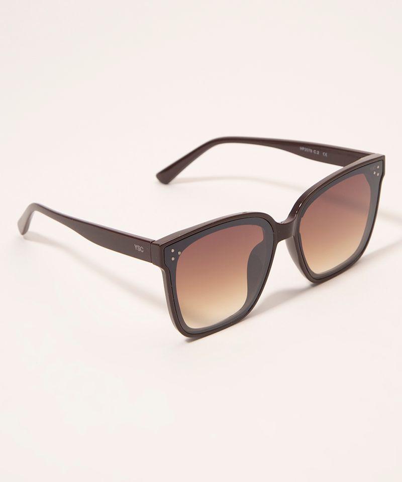 Oculos-de-Sol-Feminino-Quadrado-Yessica-Marrom-1008217-Marrom_3