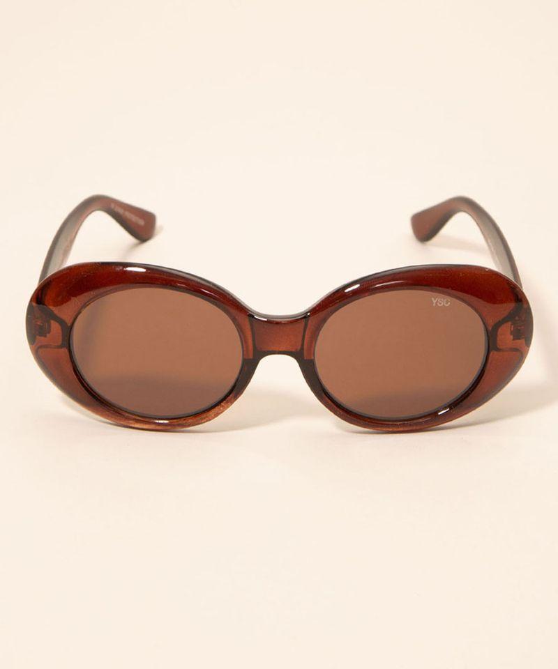Oculos-de-Sol-Feminino-Oval-Yessica-Marrom-1008236-Marrom_1
