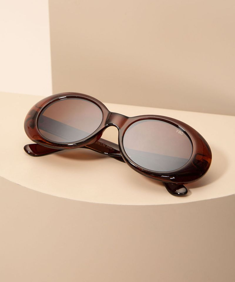 Oculos-de-Sol-Feminino-Oval-Yessica-Marrom-1008236-Marrom_2