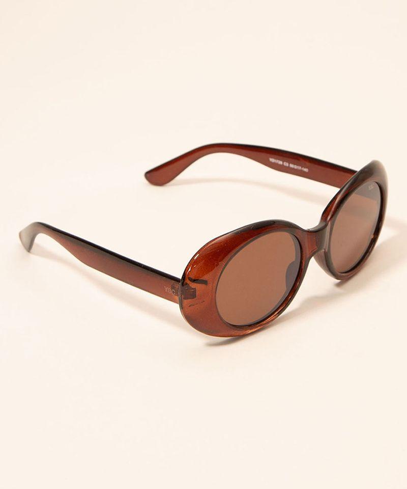 Oculos-de-Sol-Feminino-Oval-Yessica-Marrom-1008236-Marrom_3