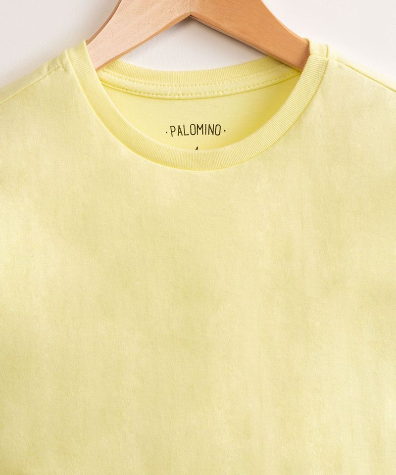 Camiseta-Infantil-de-Algodao-Basica-Manga-Curta-Amarelo-Claro-9976961-Amarelo_Claro_3
