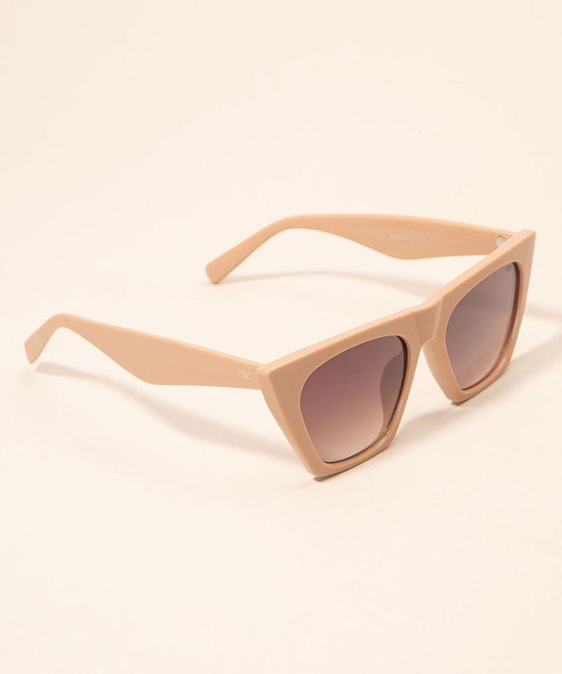 Oculos-de-Sol-Feminino-Geometrico-Yessica-Bege-1008216-Bege_3