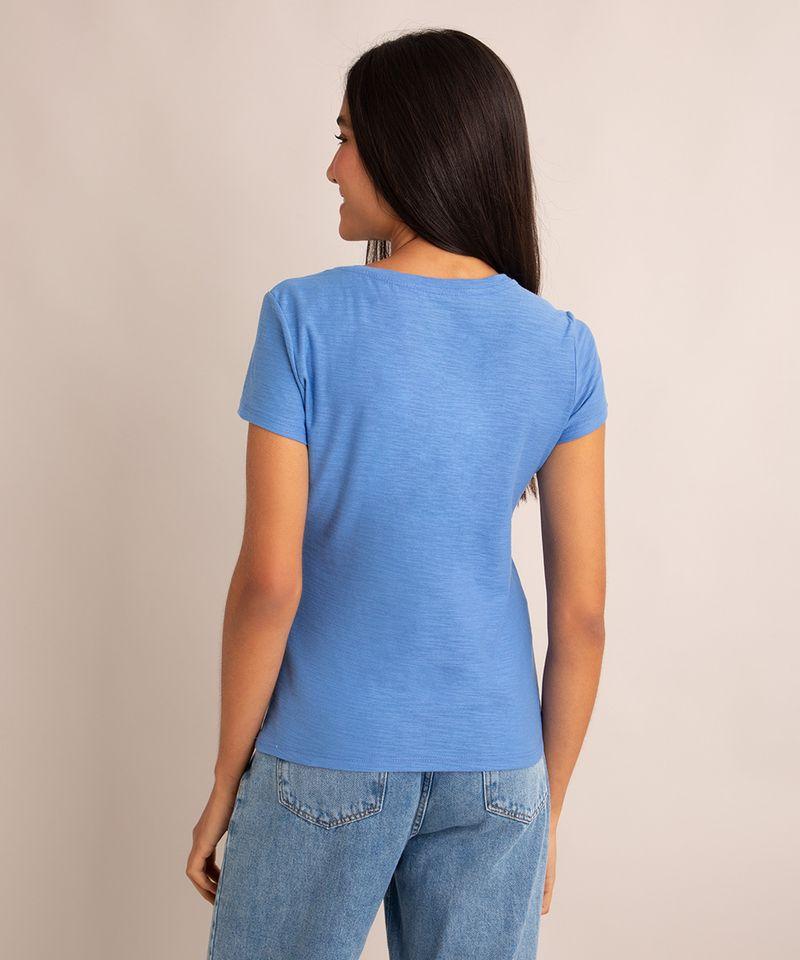 camiseta-flame-de-algodao-basica-manga-curta-decote-v-azul-2-8525926-Azul_2_2
