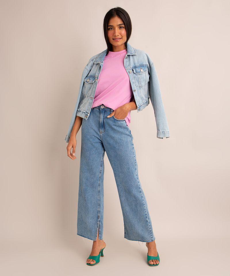 camiseta-de-algodao-basica-manga-curta-gola-alta-rosa-1004121-Rosa_3