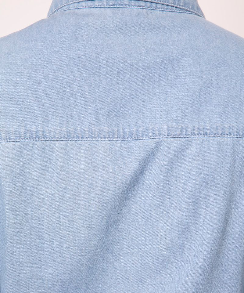 Vestido-Chemise-Midi-Jeans-com-Bolsos-Manga-3-4-Mindset-Azul-Medio-1007302-Azul_Medio_5