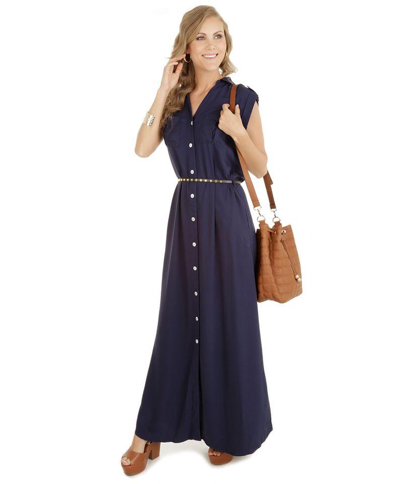 Vestido-Longo-com-Cinto-Azul-Marinho-7996292-Azul_Marinho_1