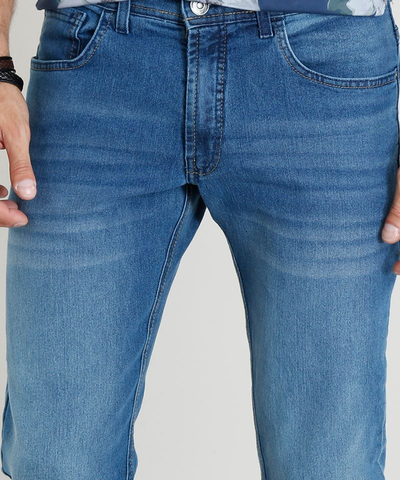 Calca-Jeans-Masculina-Reta-Azul-Medio-8699129-Azul_Medio_4