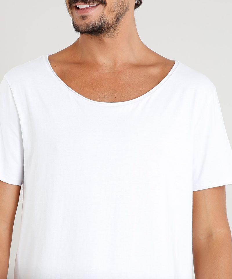 Camiseta-Masculina-Longa-Manga-Curta-Gola-Canoa-Branca-9419273-Branco_4