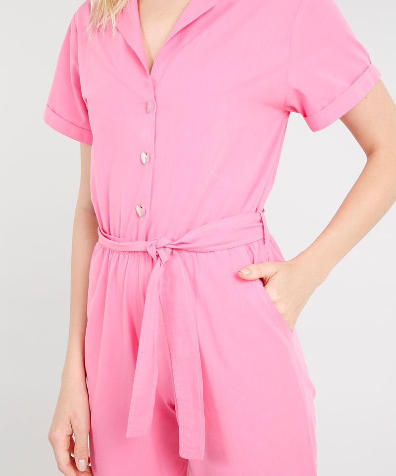 Macacao-Longo-Feminino-Mindset-com-Faixa-de-Amarrar-Pink-9503930-Pink_4