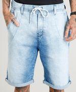 Bermuda-Jeans-Masculina-Jogger-com-Cordao-Azul-Claro-8766347-Azul_Claro_2