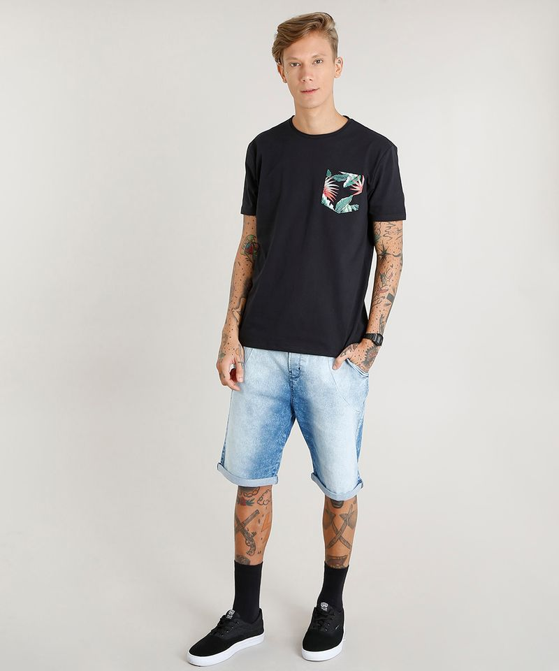 Bermuda-Jeans-Masculina-Jogger-com-Cordao-Azul-Claro-8766347-Azul_Claro_3