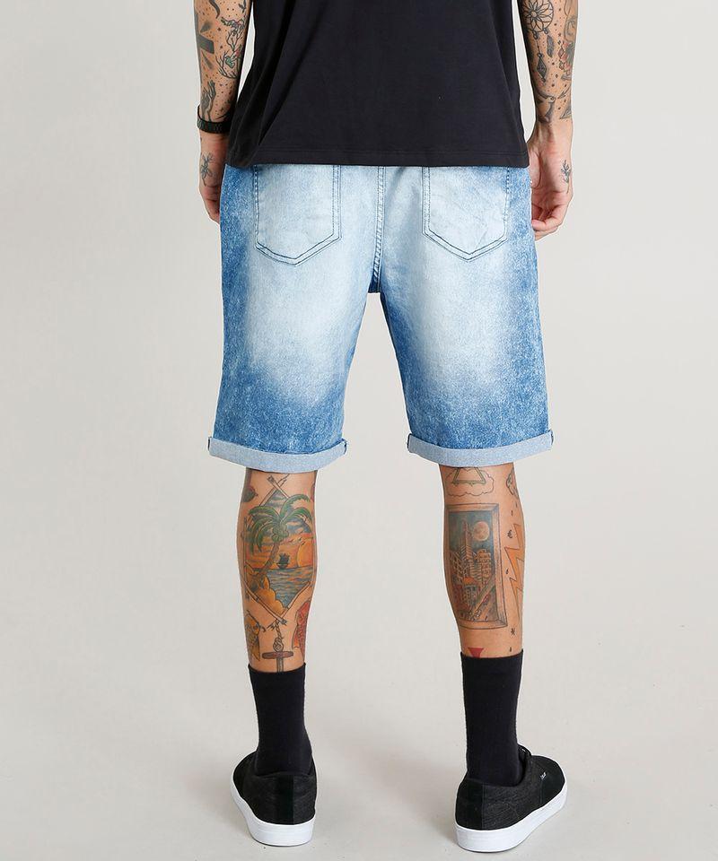 Bermuda-Jeans-Masculina-Jogger-com-Cordao-Azul-Claro-8766347-Azul_Claro_4