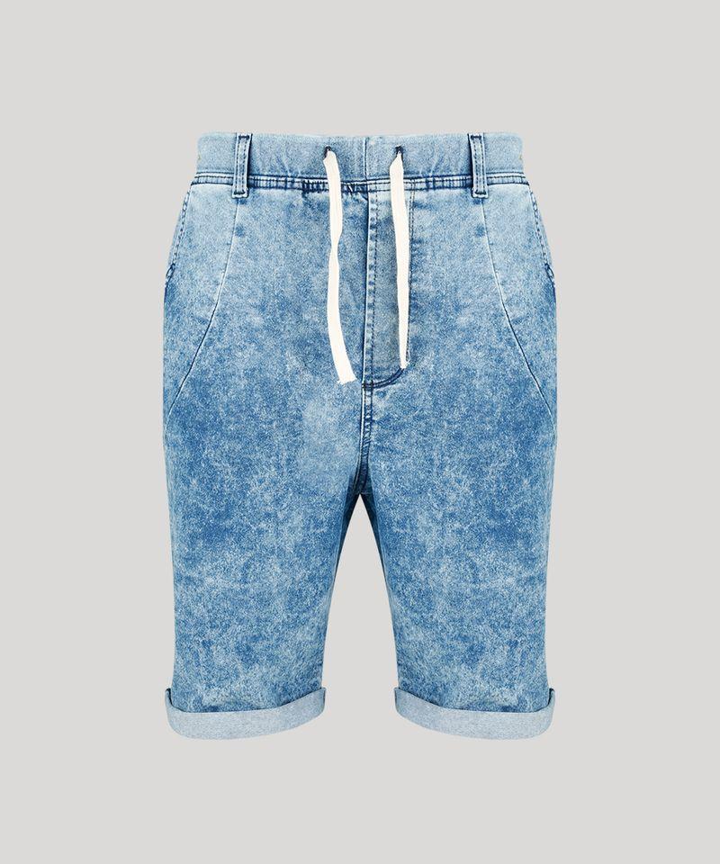 Bermuda-Jeans-Masculina-Jogger-com-Cordao-Azul-Claro-8766347-Azul_Claro_5