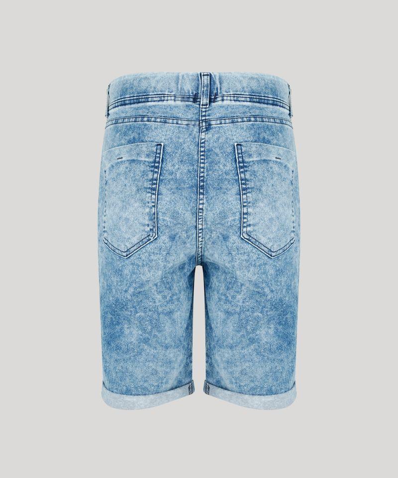 Bermuda-Jeans-Masculina-Jogger-com-Cordao-Azul-Claro-8766347-Azul_Claro_6