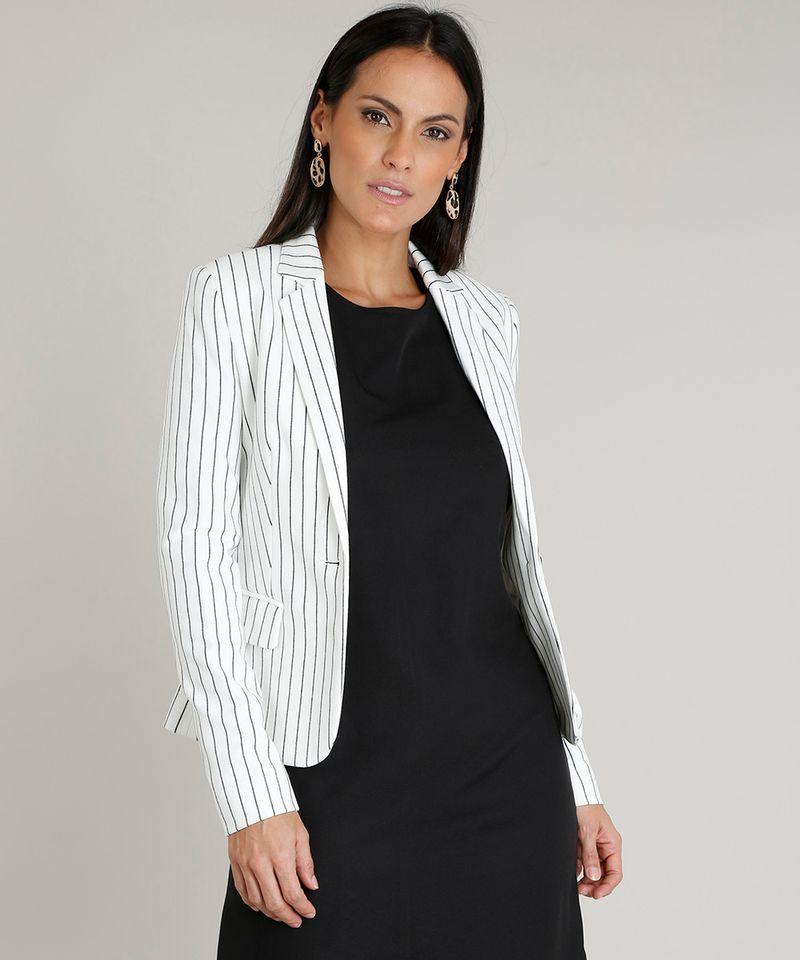 Blazer-Feminino-Acinturado-Listrado-com-Bolsos-Off-White-9414418-Off_White_1
