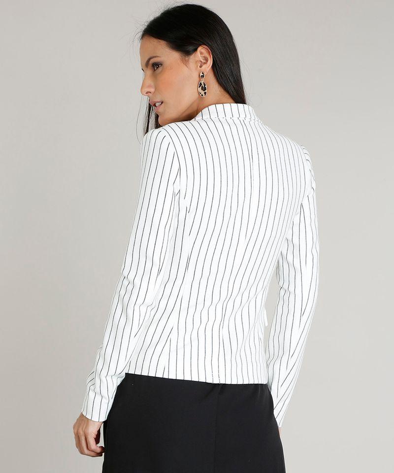 Blazer-Feminino-Acinturado-Listrado-com-Bolsos-Off-White-9414418-Off_White_2