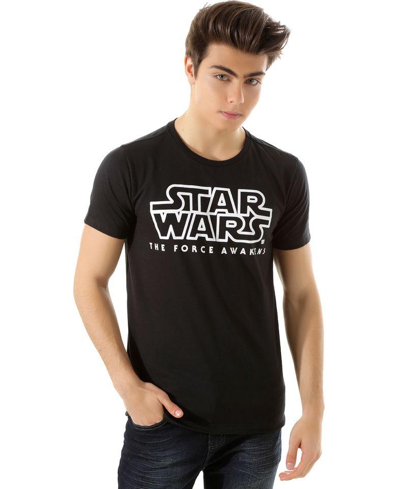 Camiseta-Star-Wars-Preta-8406927-Preto_1