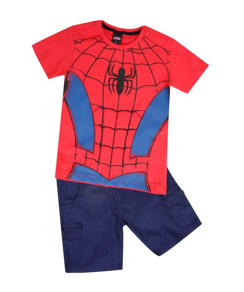 Camiseta-Homem-Aranha-Vermelha-8390580-Vermelho_3