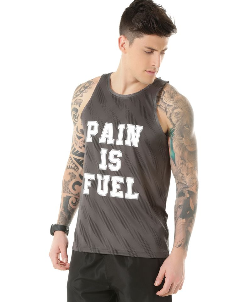 Regata-de-Treino-Ace--Pain-is-fuel--Chumbo-8386884-Chumbo_1