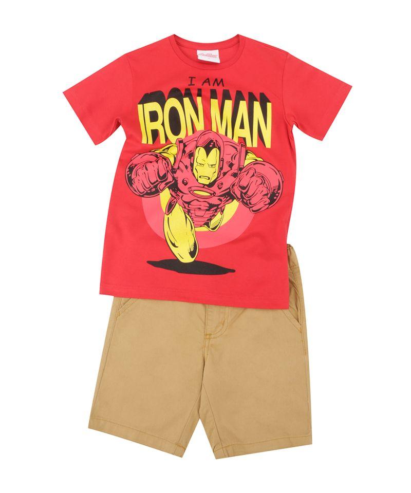 Camiseta-Homem-de-Ferro-Vermelha-8429681-Vermelho_3
