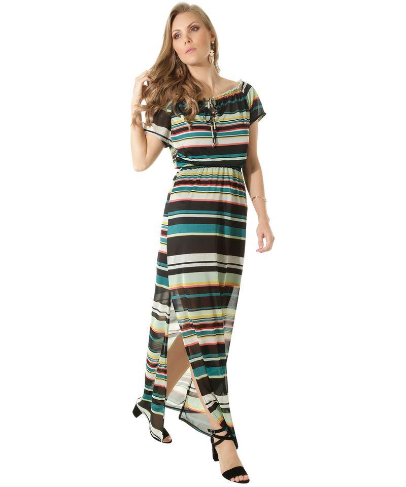 Vestido-Longo-Listrado-Verde-8458877-Verde_1
