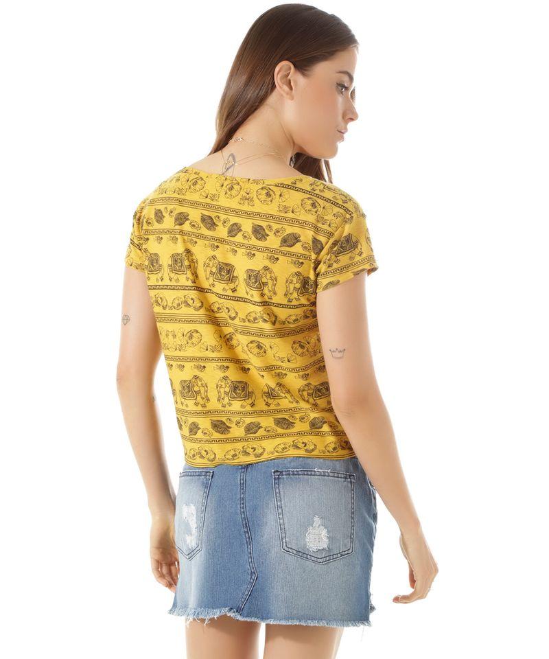 Blusa-Estampada-com-Elefantes-Amarela-8440951-Amarelo_2