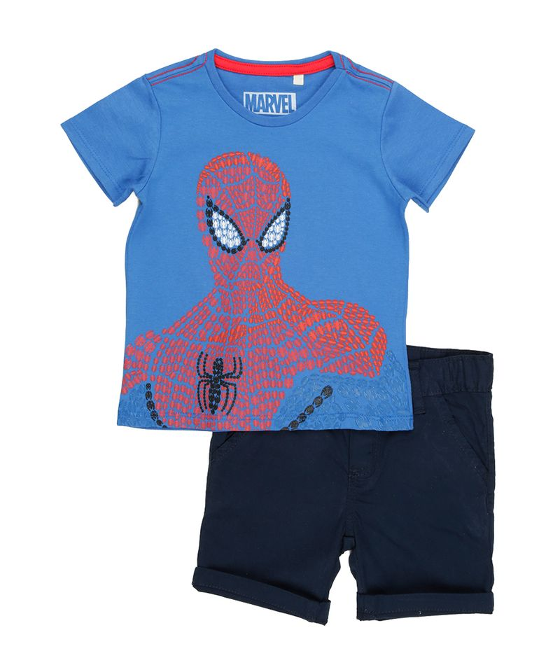 Camiseta-Homem-Aranha-Azul-8466626-Azul_3