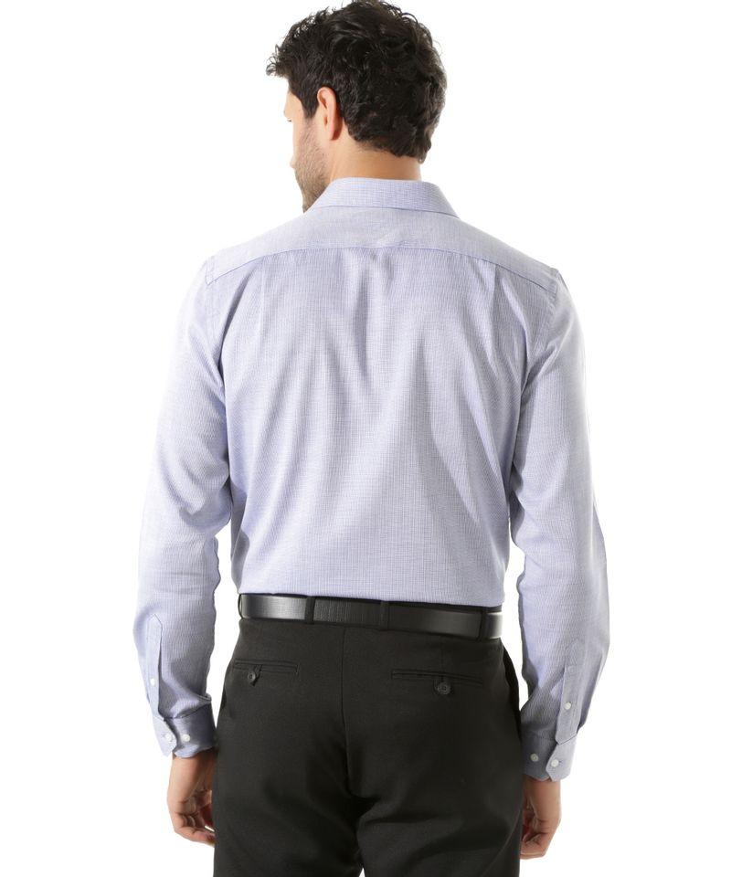 Camisa-Social-Comfort-Xadrez-Azul-8303874-Azul_2