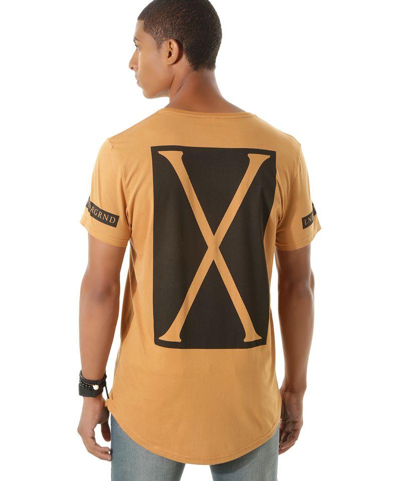 Camiseta-Longa--Lndn-Undrgrnd--Caramelo-8450489-Caramelo_2