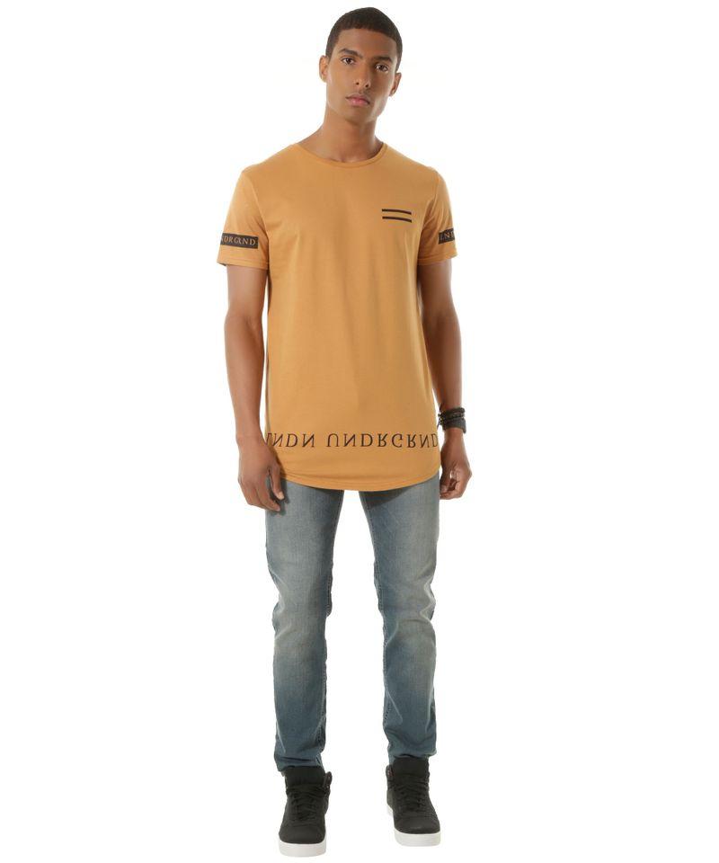 Camiseta-Longa--Lndn-Undrgrnd--Caramelo-8450489-Caramelo_3