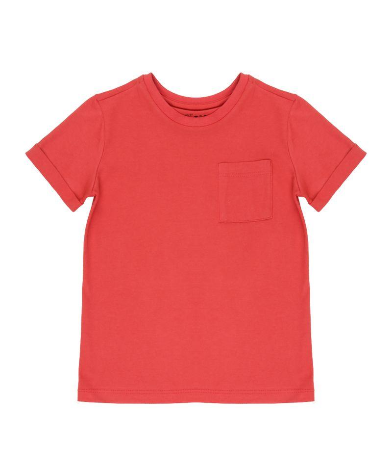 Camiseta-com-Bolso-Vermelha-8466708-Vermelho_1