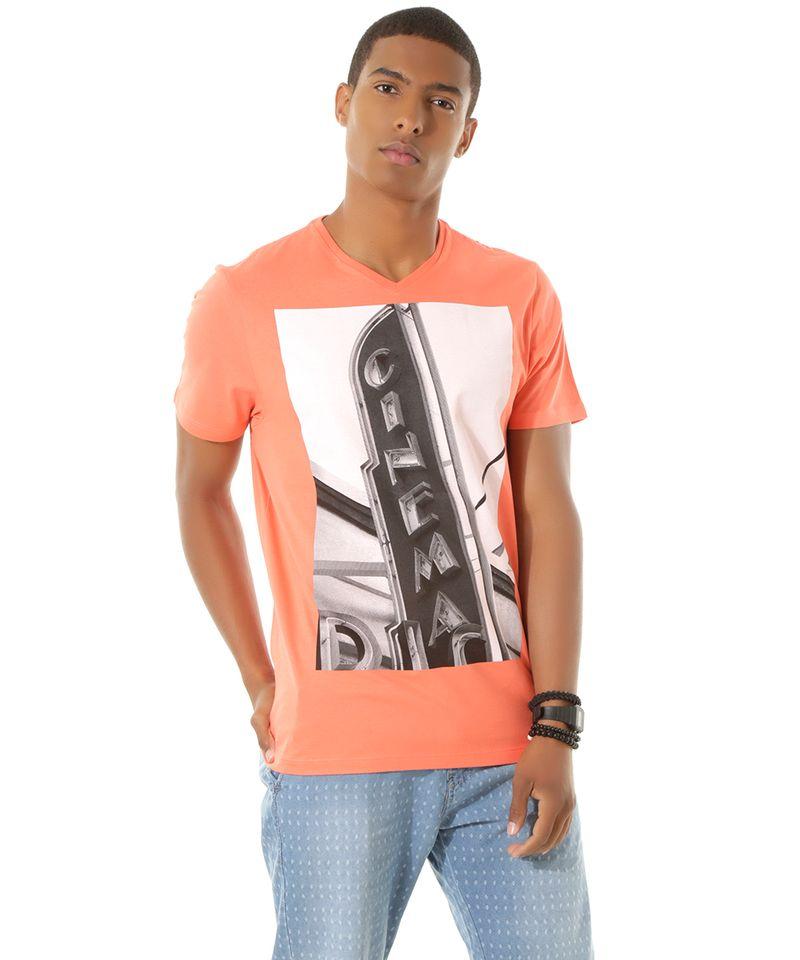 Camiseta--Cinema--Coral-8429796-Coral_1