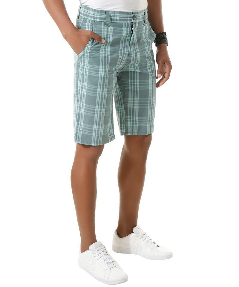 Bermuda-Slim-Xadrez-Verde-8309707-Verde_1