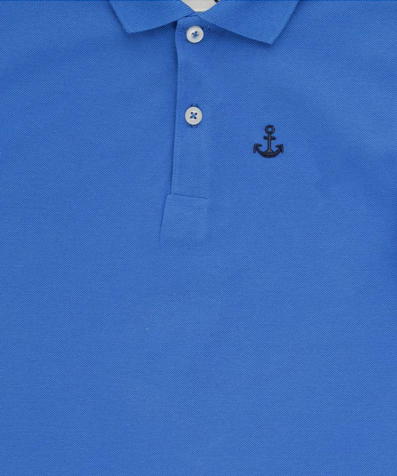 Polo-em-Piquet-com-Bordado-Azul-8454035-Azul_4