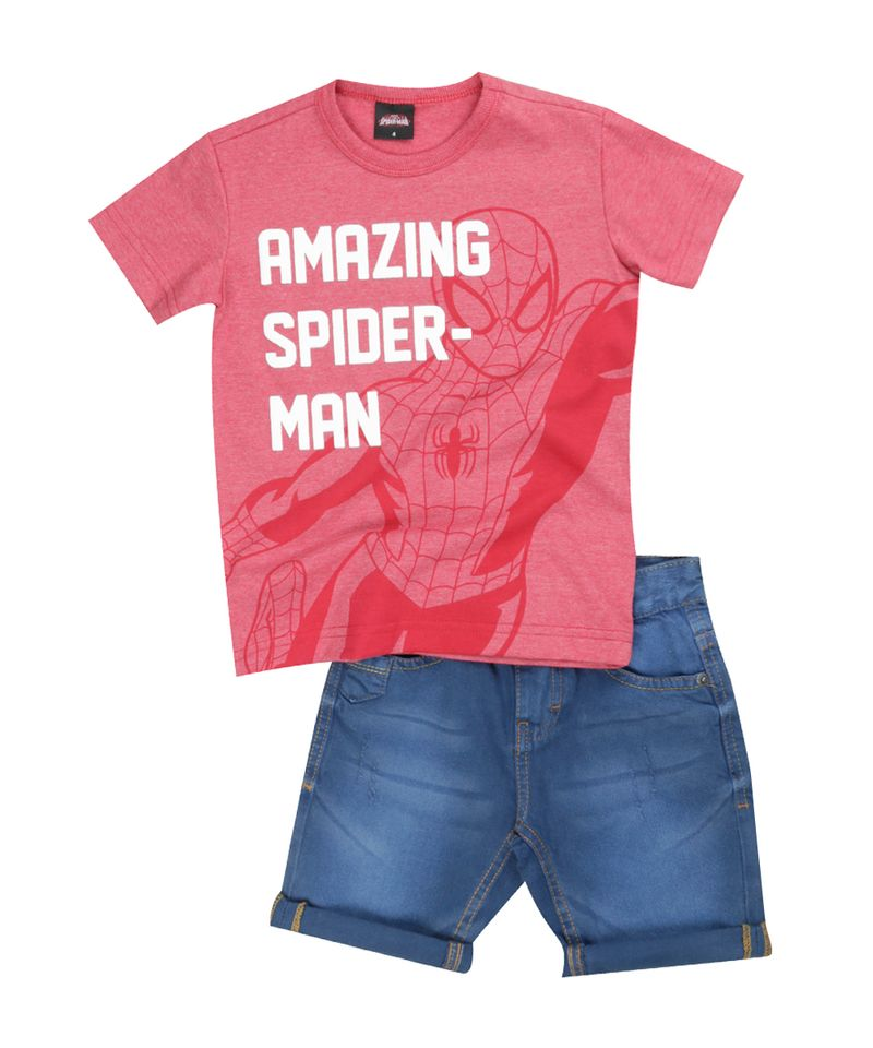 Camiseta-Homem-Aranha-Vermelha-8480759-Vermelho_3