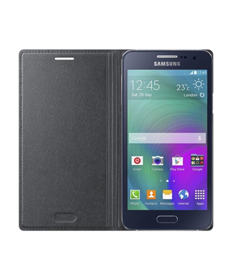 Capa-Flip-Cover-Samsung-Galaxy-A3-Grafite-8074961-Grafite_2
