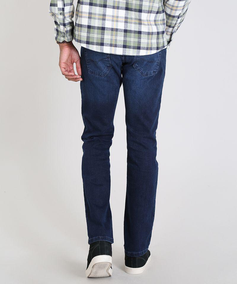 Calca-Jeans-Masculina-Reta-Azul-Escuro-8700146-Azul_Escuro_2